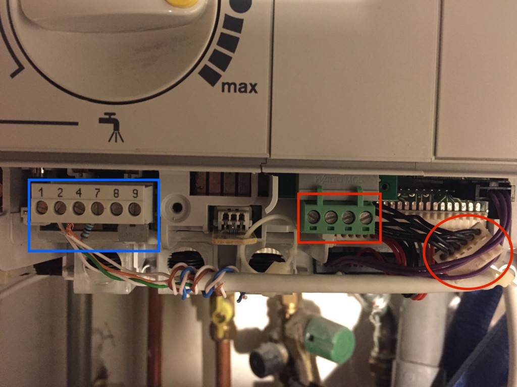 Bosch furnace connections 2